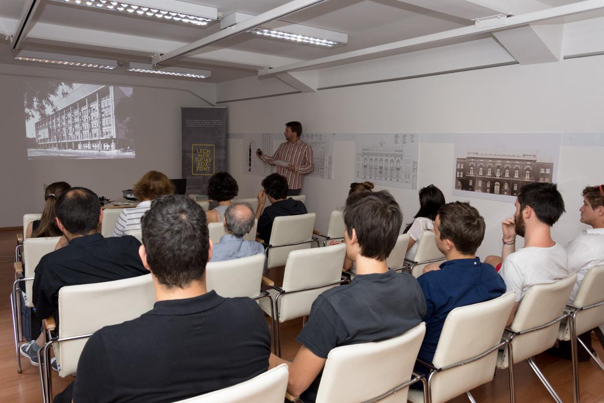 5be03e8852 A BME Építészmérnöki Kar Építőművészeti Doktori Iskolájának hallgatói  képzésük keretében két féléven keresztül foglalkoznak a hazai modern  építészettel, ...